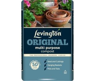Levington Original Multi Purpose Compost 50L 018234 C